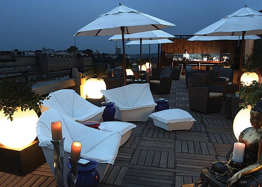 Stunning Hotel Cavalieri Milano Terrazza Images - Amazing Design ...